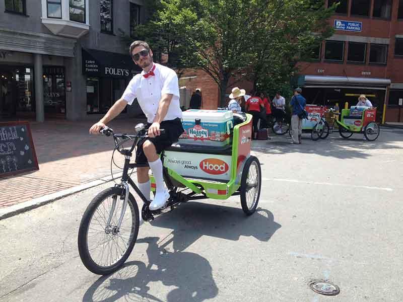 Hood Ice Cream, Boston and Portland, Maine